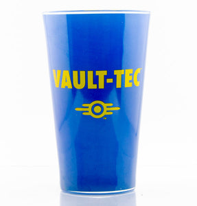 Fallout Vault 111 Large Premium Coloured Glass