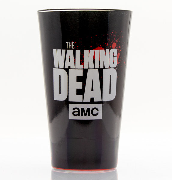 The Walking Dead Daryl Large Premium Coloured Glass