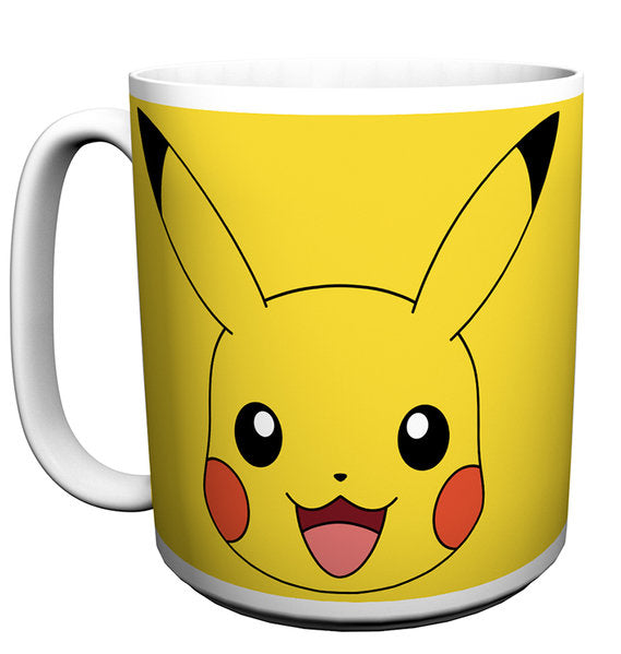 Pokemon Pikachu Large Mug
