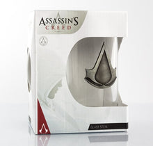 Assassins Creed Logo Stein Glass