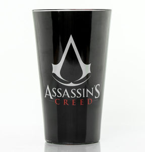 Assassins Creed Assassins Coloured Large Glass