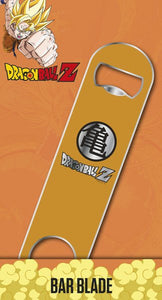 Dragon Ball Z Logo Bar Blade