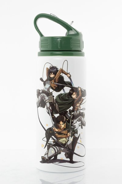 Attack On Titan Season 2 Scouts Aluminium Drink Bottle