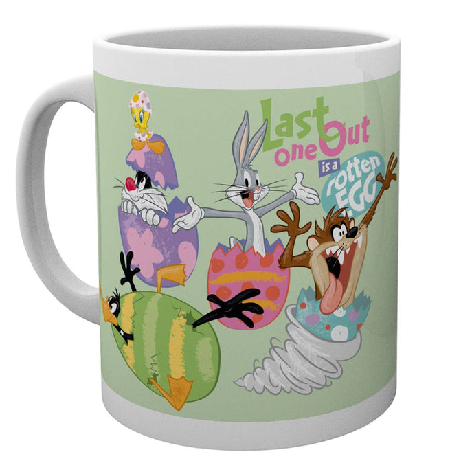 Looney Tunes Group Easter Mug