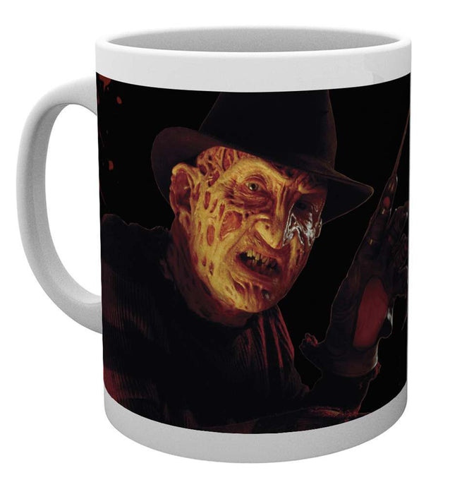 Nightmare On Elm Street Never Sleep Again Mug