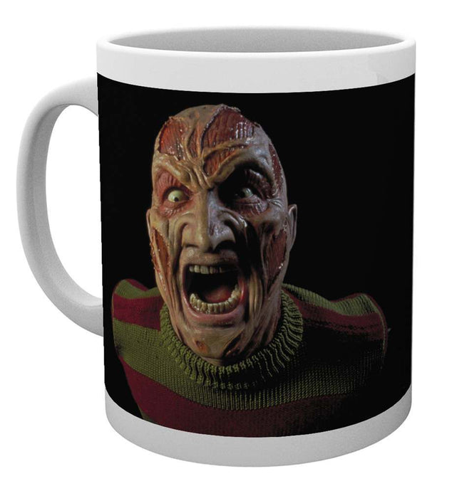 Nightmare On Elm Street One Two Mug
