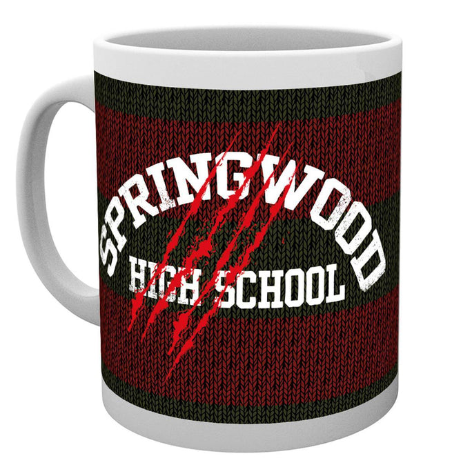 Nightmare on Elm Street Springwood Mug
