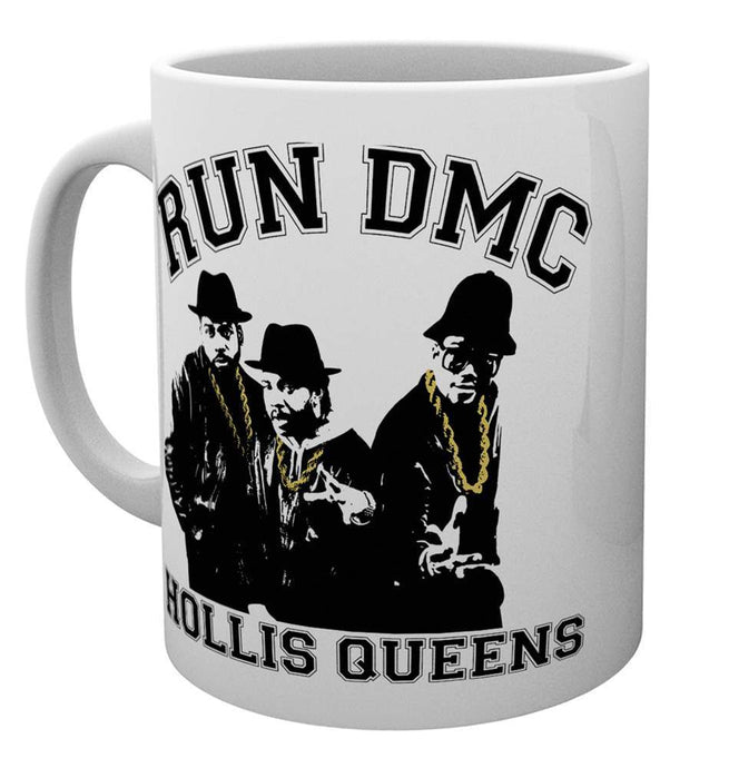 Run DMC Hollis Queens Mug