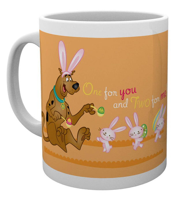 Scooby Doo One For You Easter Mug