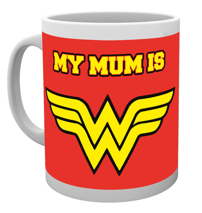 Wonder Woman My Mum is Wonder Woman Mug