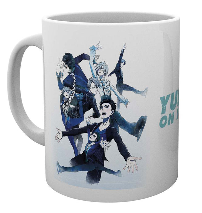 Yuri On Ice Key Art Mug