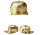 18K Gold Plated VIP Dollar Sign Baseball   Strapback  Cap