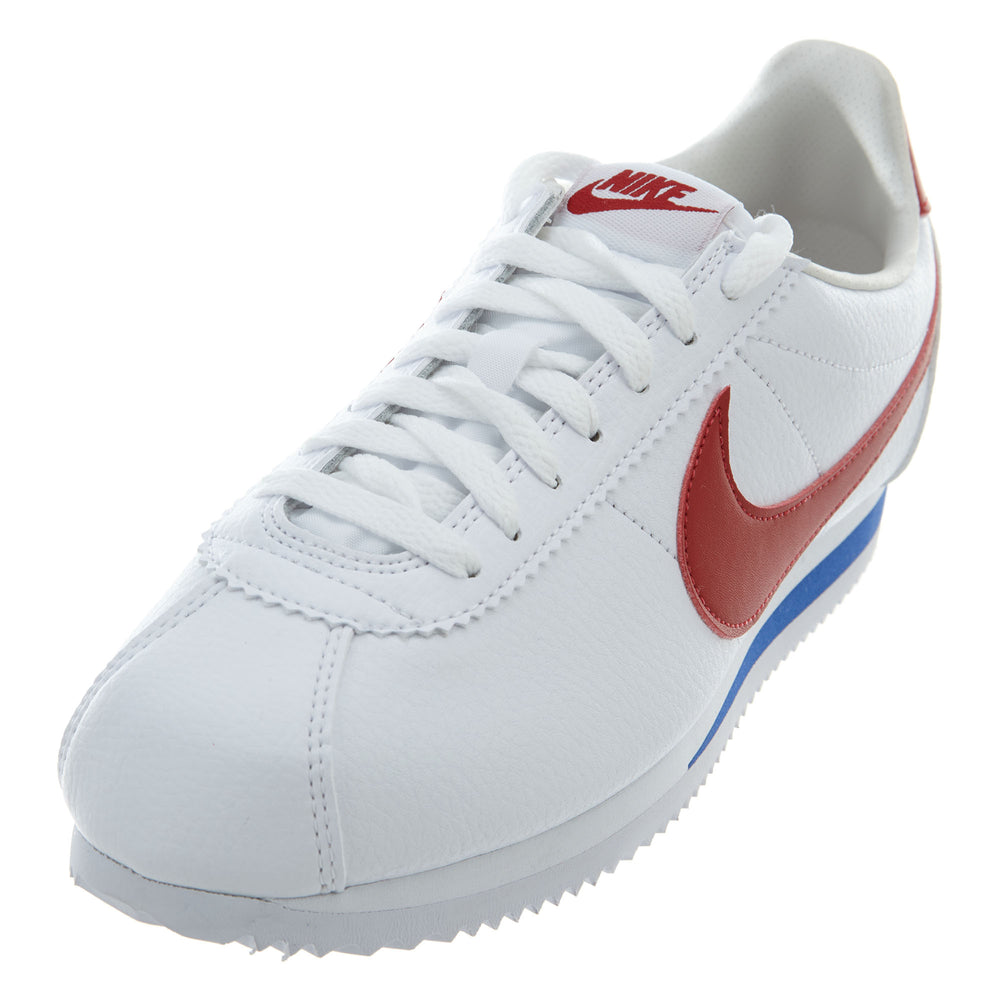 "Nike Classic Cortez Leather ""Nike Cortez LE"" - white Mens Style :749571"