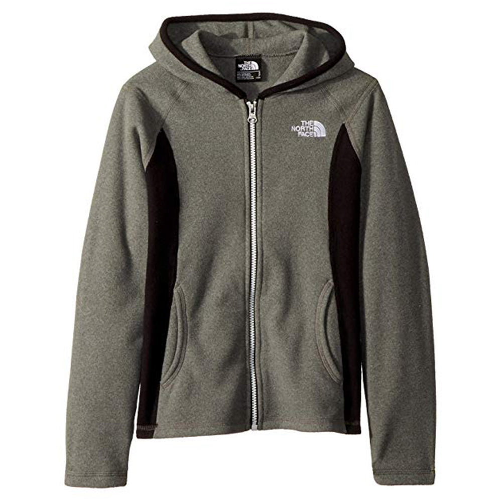 North Face Glacier Full Zip Hoodie Big Kids Style : A2u5p-GVD