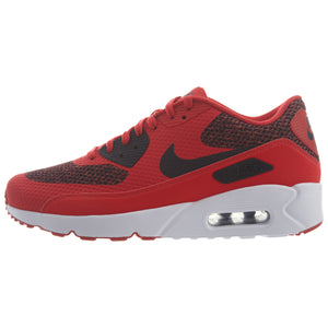 Nike Air Max 90 Ultra 20 Essential Lifestyle Shoes University Red Mens Style :875695
