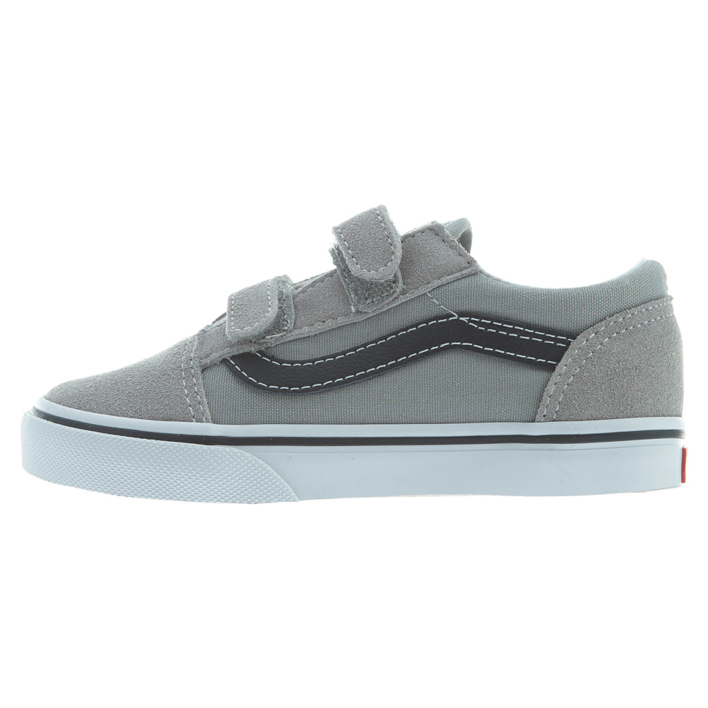 Vans Old Skool V Toddlers Style : Vn0a344k-Q7L