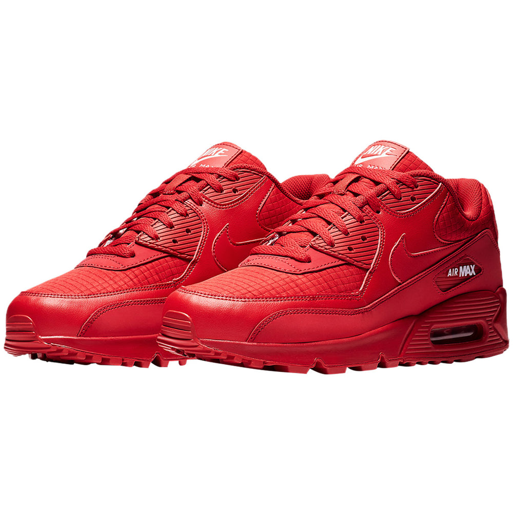 Nike Air Max 90 Essential University Red October Mens Style :AJ1285