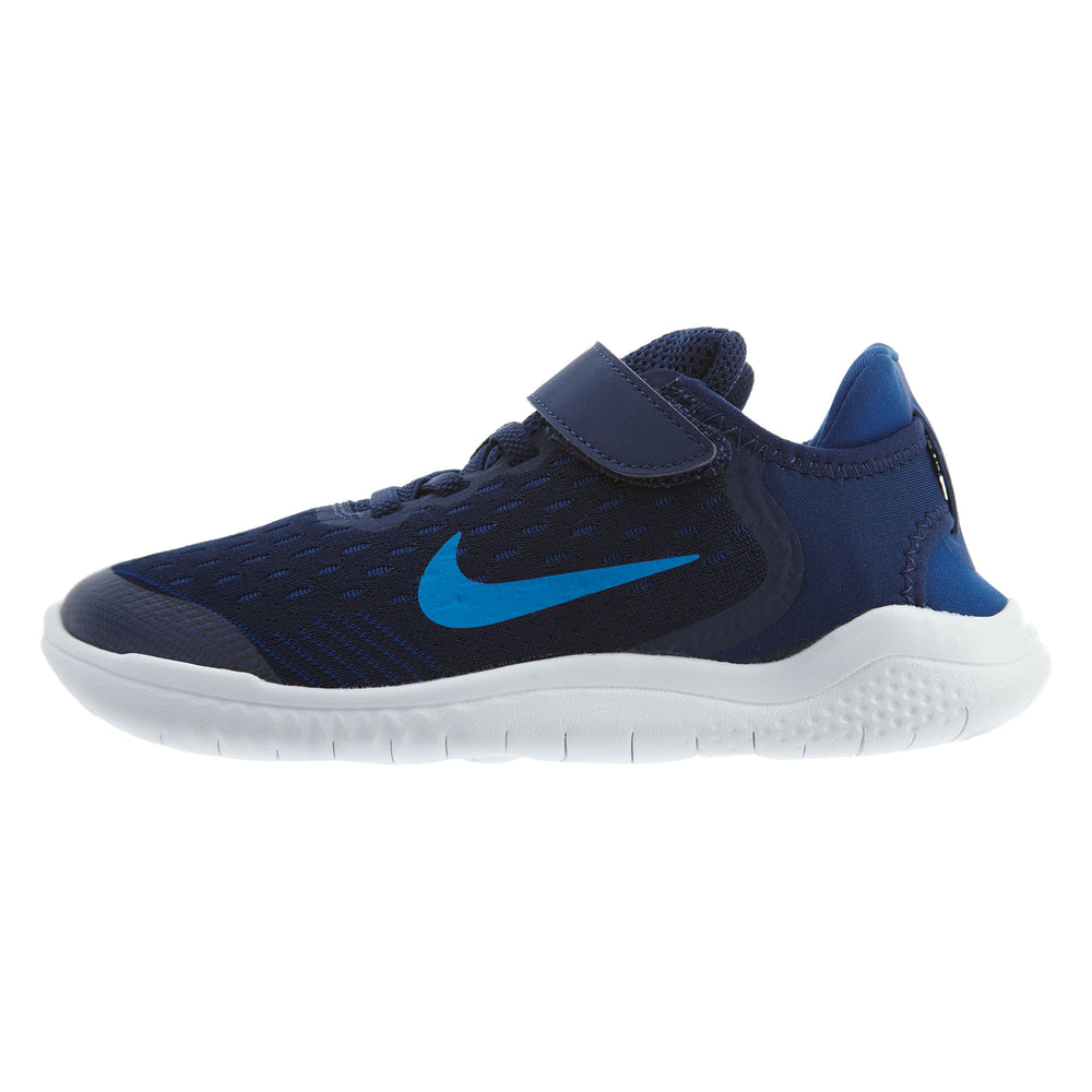 Nike Free Rn 2018 Little Kids Style : Ah3452-403