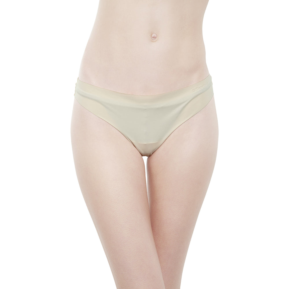 La Perla Invisible Seamless Beige Thong Womens Style : 0016832-0044