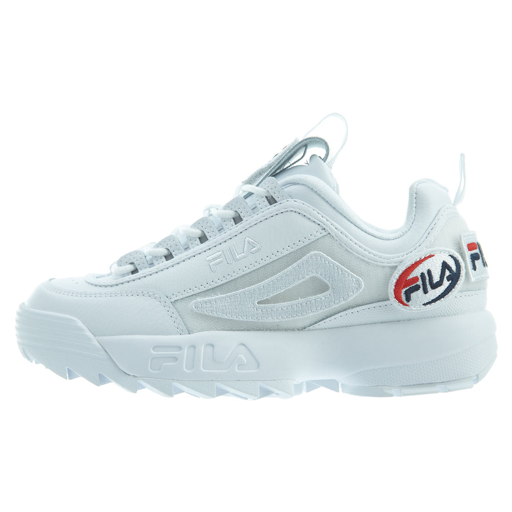 Fila Disruptor Ii Patches Mens Style : 1fm00413-100