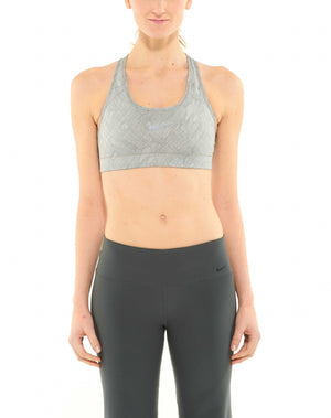 NIKE WOMENS PRO COMBAT BRA  ALL-OVER STYLE# 438591