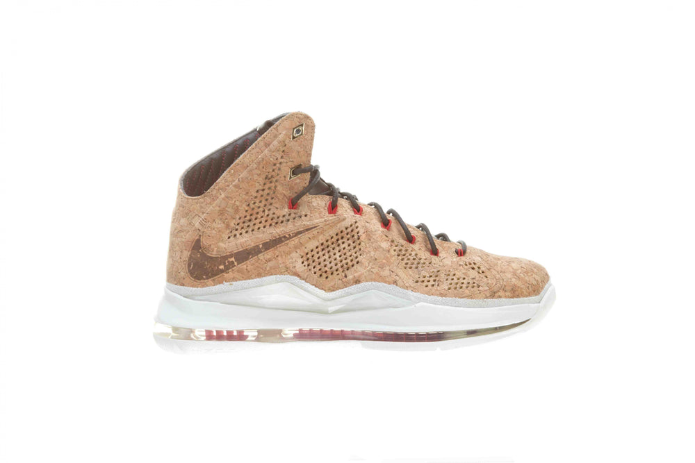 Nike Lebron X Ext Cork Qs Mens Style # 580890