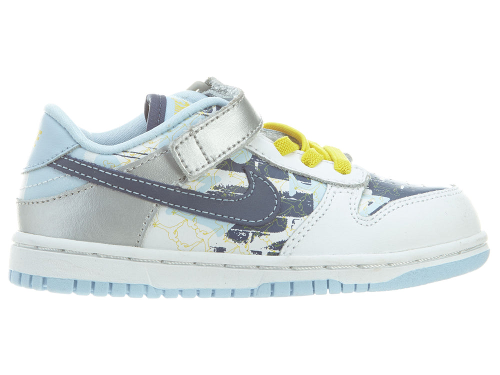 Nike Lilltle Dunk Low (Td) Toddlers Style 311533