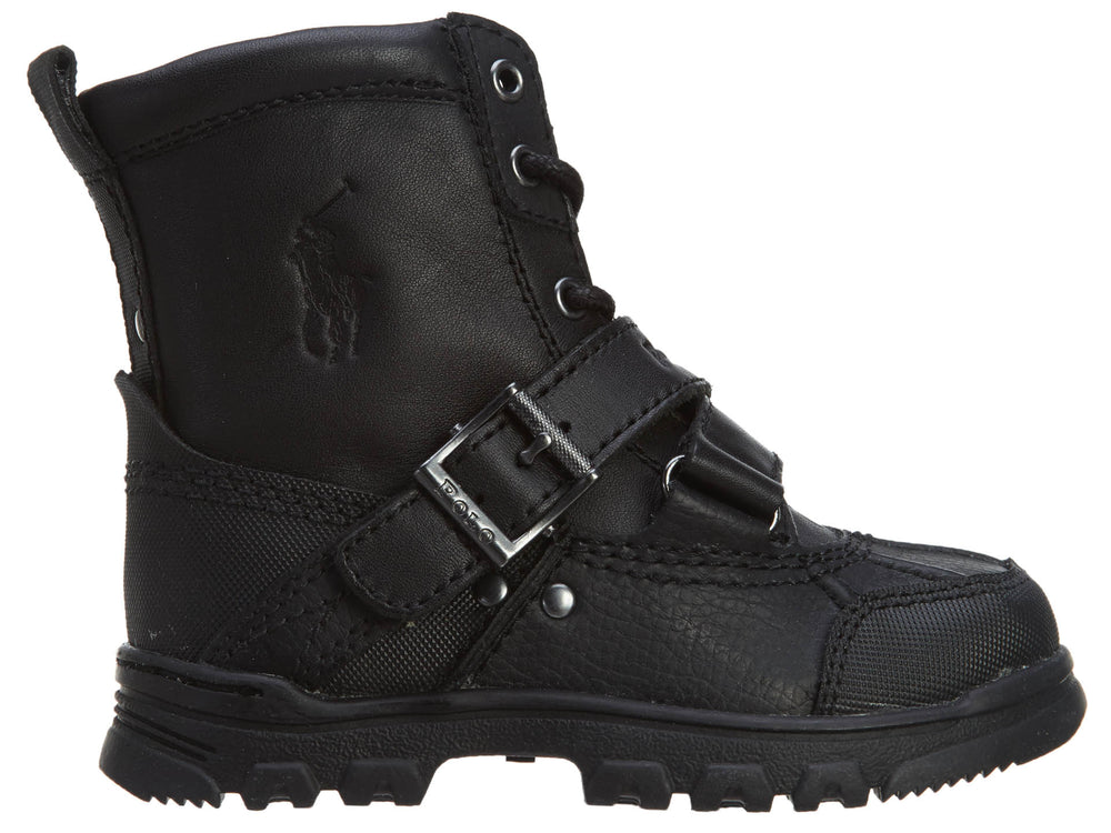 POLO  RANGER HI TODDLERS STYLE # 97510TD