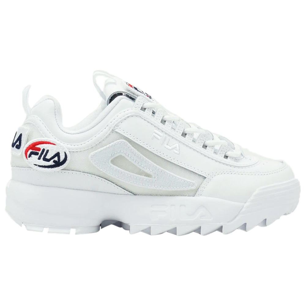 Fila Disruptor Ii Patches Womens Style : 5fm00538