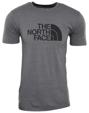 North Face Short-sleeve Half Dome Tri-blend Tee Mens Style : A2t9r