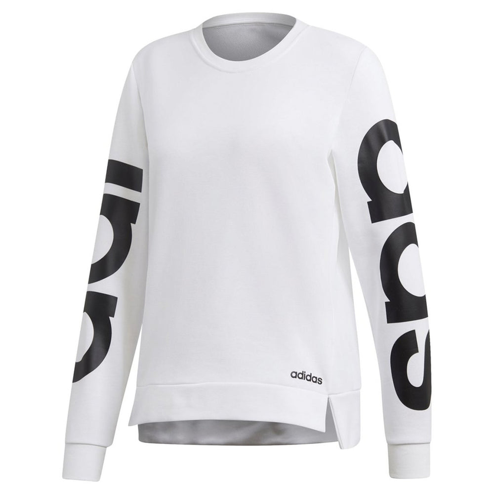 Adidas Essentials Brand Sweatshirt Womens Style : Dx2533
