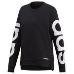 Adidas Essentials Brand Sweatshirt Womens Style : Dp2371
