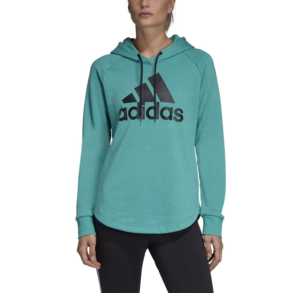 Adidas Must Haves Badge Of Sport Hoodie Mens Style : Ec6249