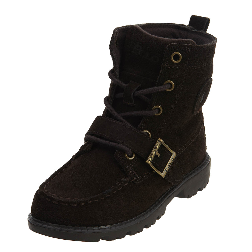 POLO LITTLE KIDS RANGER HI STYLE # 90582PS