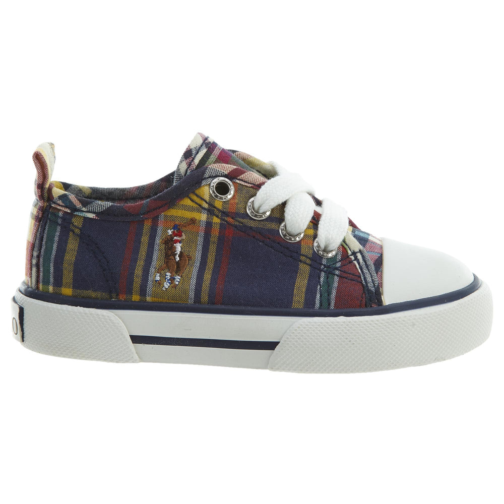 Polo Bal Harbour Low Multi Pony Sneakers Style # 91763