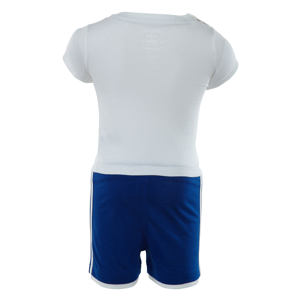 Adidas Tee Short Set Toddlers Style : S14336