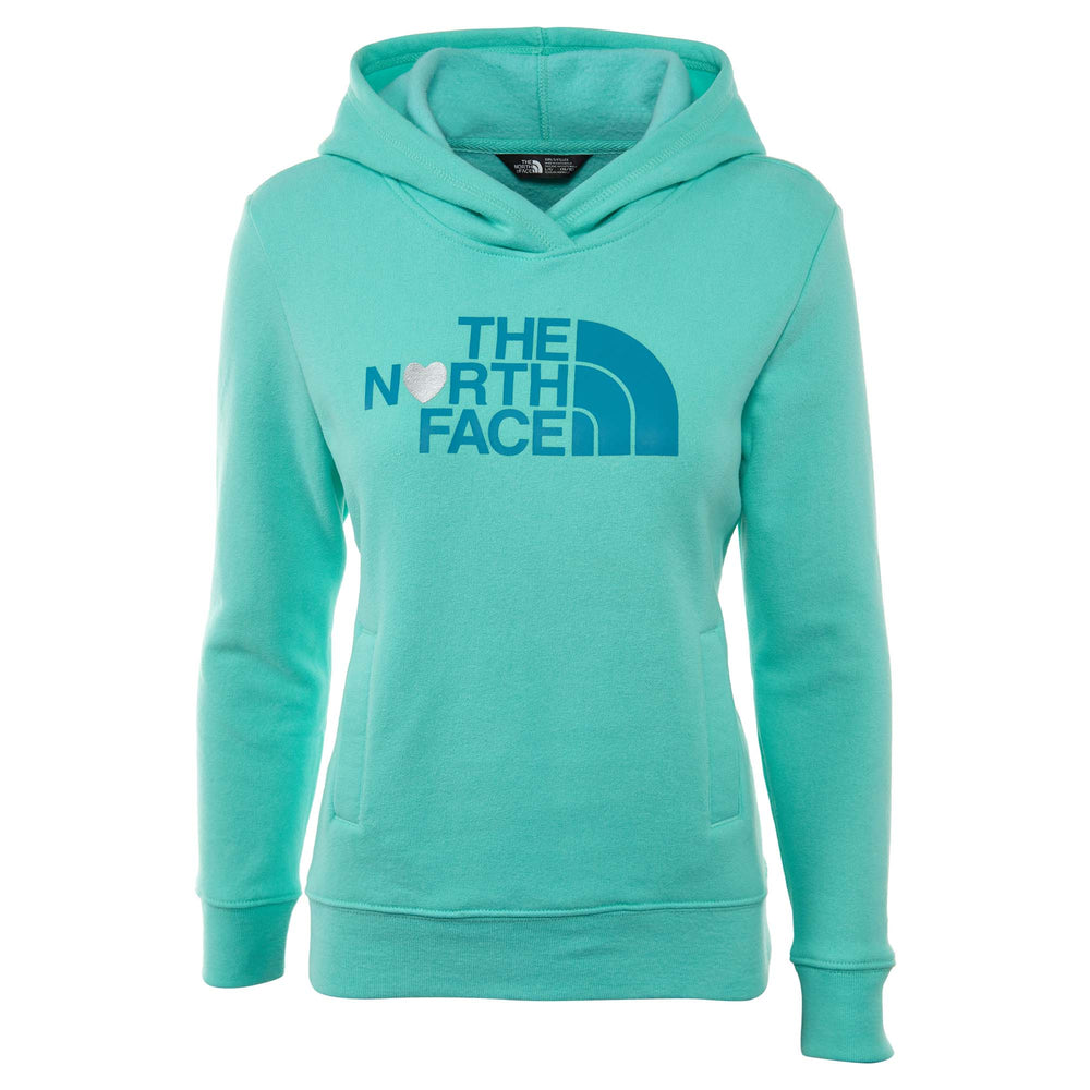 North Face Logowear Pullover Hoodie Big Kids Style : Cg6r