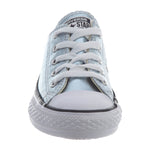 Converse All Star Ox - Girls Toddler Basketball Little Kids Style : 354038f-Metallic Glacie