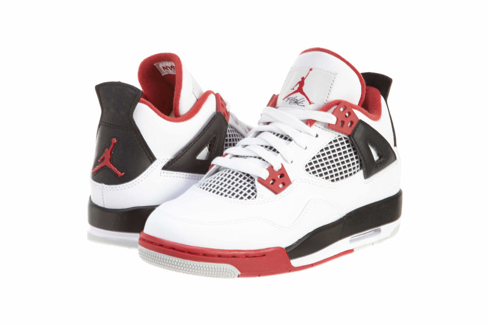 Air Jordan 4 Retro Big Kids Style # 408452