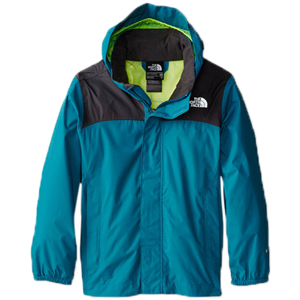 North Face Resolve Reflct Jacket Big Kids Style : Cm95