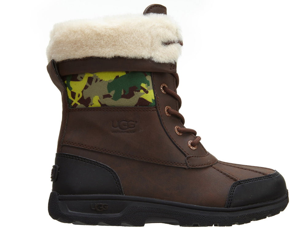 Ugg Butte Ii Backcountry Camo Boot Little Kids Style : 1008376k