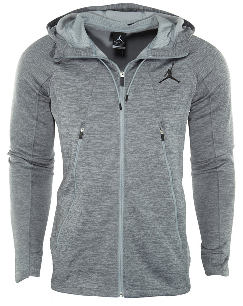 Jordan Flight Fleece Outdoor Full Zip Hoodie Mens Style : 688525
