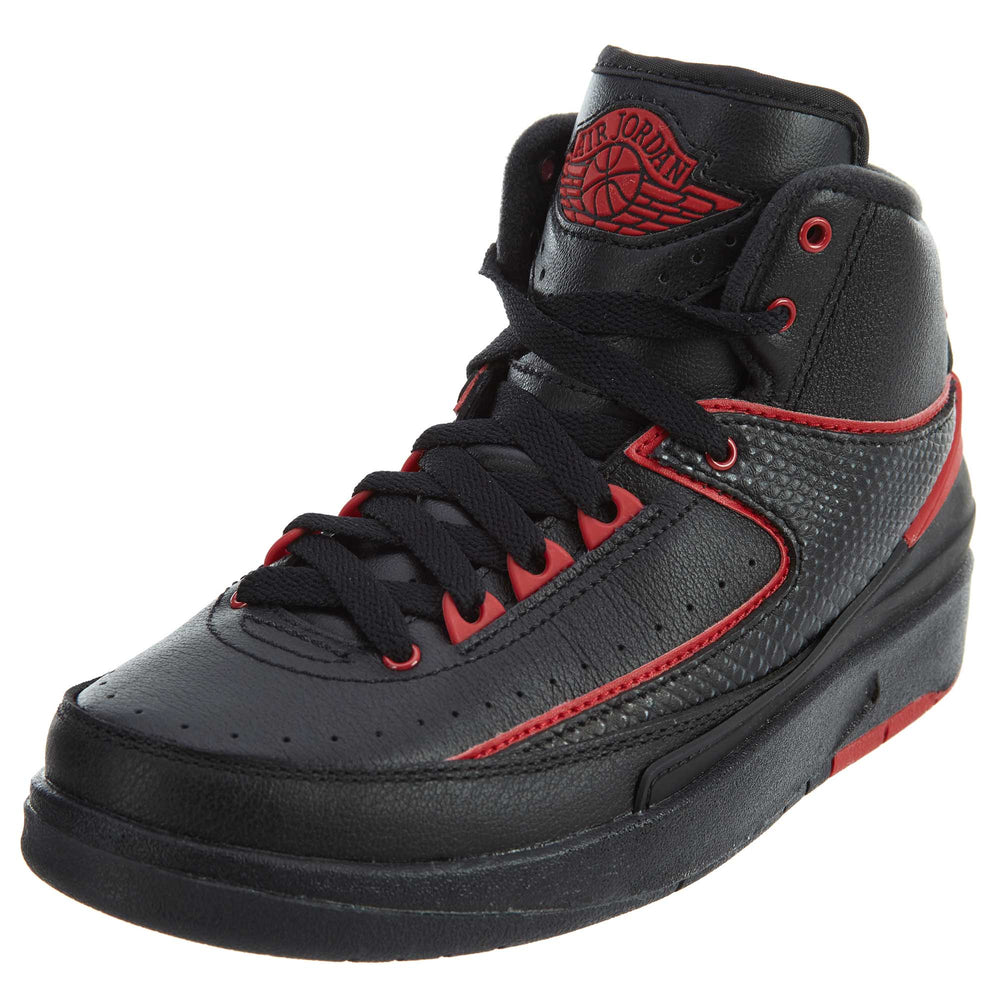 "Air Jordan 2 Retro Bg (gs) ""alternate 87"" Boys / Girls Style :834276"