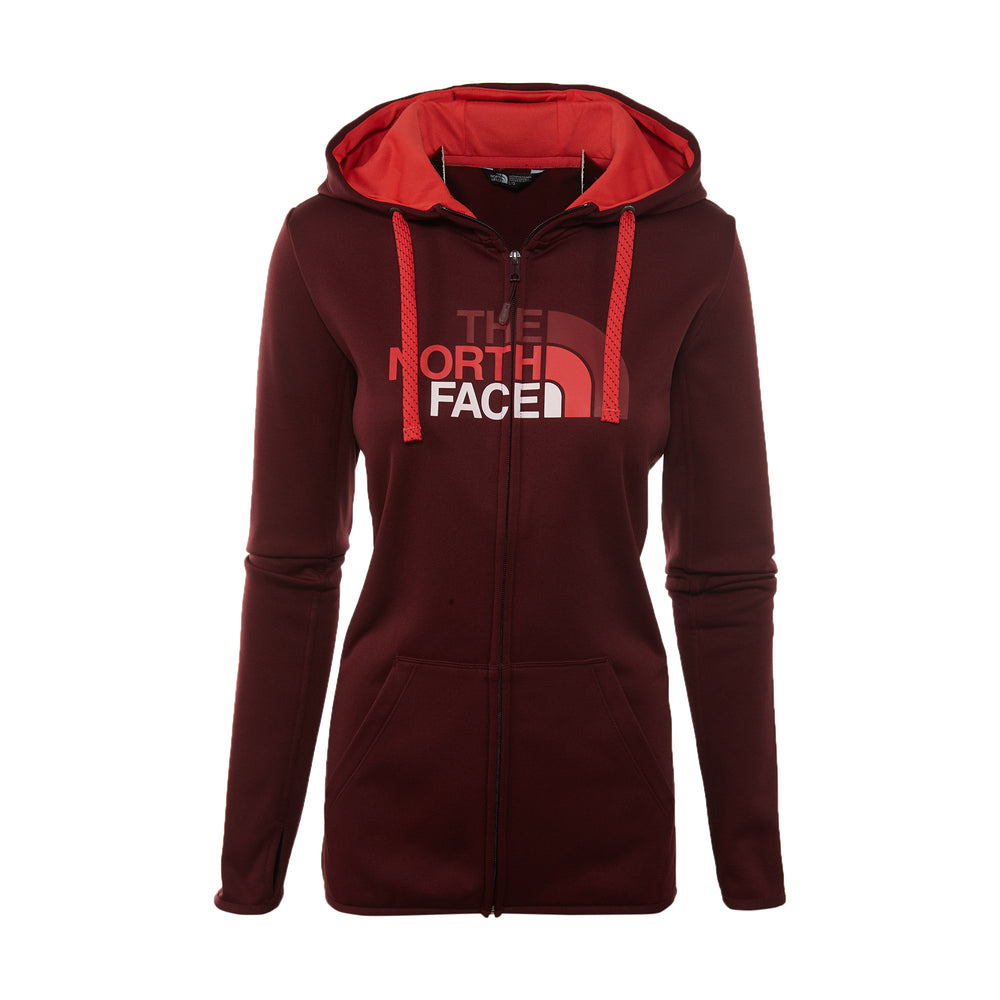 North Face Fave Half Dome Full Zip Hoodie Womens Style : A2thu