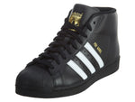 Adidas Pro Model Black White Gold  Mens Style :B39368
