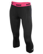 Nike  Cool Victory Dri‑fit Base Layer Running Capri Womens Style : 824405