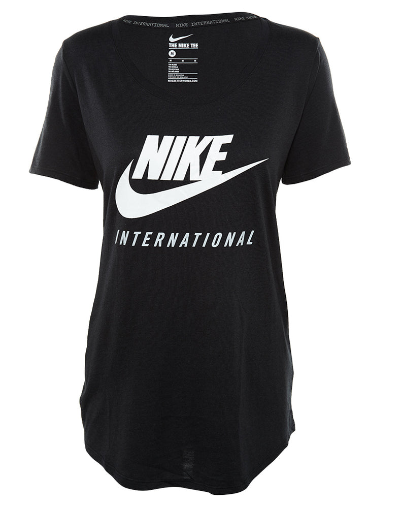 Nike International T‑shirt Womens Style : 833890