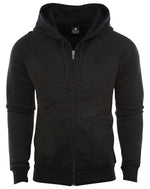 Jordan Retro 3 Fleece Full Zip Hoodie Mens Style : 819125