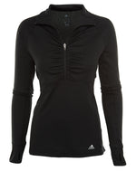 Adidas Performance Ultimate Half-zip Pullover Jacket Mens Style : M68281