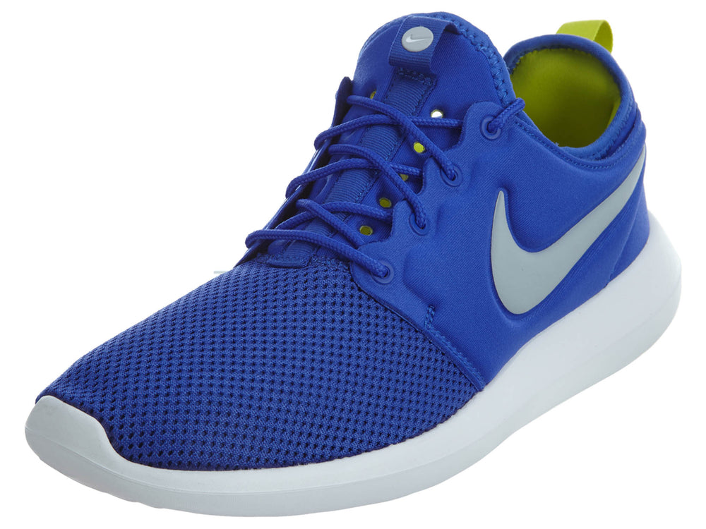 Nike Roshe Two Paramount Blue Textile Mens Style :844656